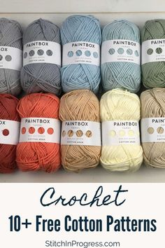 x 100g  @LOOK@ super Soft 100/%   cotton double knitting yarn bright white   10
