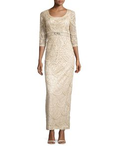 NWT-Sue-Wong-Vintage-Lace-Gown-size-6-Orig-658-Sold-out-NM-and-Nordstrom