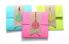 Simple Invites by tiffguam - Cards and Paper Crafts at Splitcoaststampers