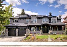 Home Exterior Ideas. Traditional Home Exterior Ideas. #HomeExteriors
