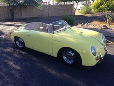 1957 Porsche Other  ... IDC that it's a replica, I LOVE IT!!