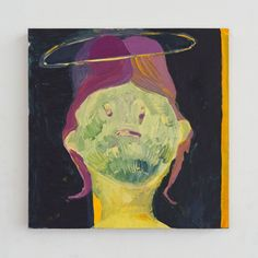 CATHERINE HAGGARTY New Confession, 2016 Proto Gallery