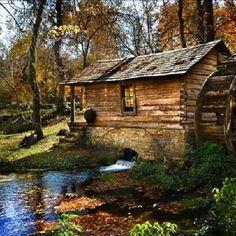 Missouri Grist Mill