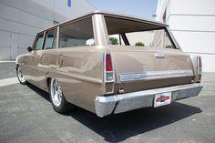 '66 Chevy II Nova Wagon