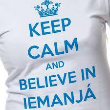 iemanjá - keep calm
