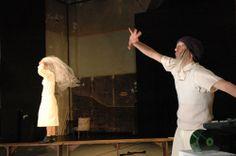 """""""Circhio Lume"""" by Compagnia Tardito Rendina.  #Theatre #Circus. VIE Scena Contemporanea Festival 2007"""