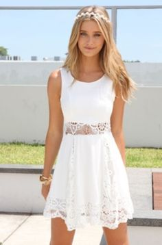 beautiful summer dress find more women fashion ideas on www.misspool.com