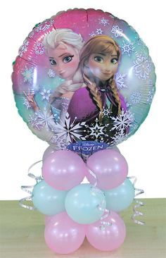 How to make a Frozen balloon decoration in 10 easy steps   Balloon and Party Blog - Signature Balloons
