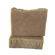 "This gentle soap is great for facial soap, delicate and sensitive skin, even gentle enough for a baby! Buy ""Oats and Molasses"" now from New Morning Farm Goat Milk Soap at BuyNebraska.com! #grownebraska #buynebraska"