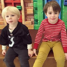 One-on-One Time With Little Dudes