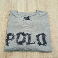Polo by Ralph Lauren t shirt, size large Worn  Please note that this is a men's large   × PRICE IS FIRM  × NO OFFERS  × NO SALES OUTSIDE OF POSHMARK × NO TRADES  × SERIOUS INQUIRIES ONLY Polo by Ralph Lauren Tops Tees - Short Sleeve