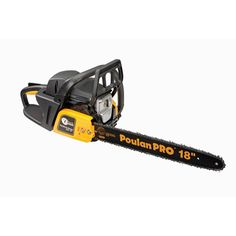 Poulan Pro Handheld Gas Chainsaw for sale online Chainsaws For Sale, Power Saw, Gas Chainsaw, Tractor Supplies, Work Tools, Power Tools, Lawn And Garden, Home Depot, Outdoor Power Equipment