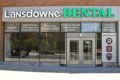 Lansdowne Dental Clinic | Terlin Construction LTD #construction #ottawa Dental Emergency, Family Dentistry, Dentists, Ottawa, Appointments, Clinic, Health And Wellness, Construction, Projects