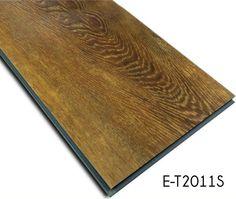 Cost Effective Wood Look Vinyl Flooring Tiles Interlocking Vinyl Flooring, Vinyl Tile Flooring, Pvc Flooring, Happy House, Patterned Carpet, Wood, Planks, Townhouse, House Ideas