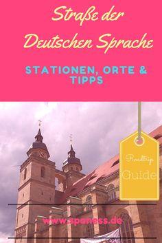 Roadtrip auf der Straße der deutschen Sprache!