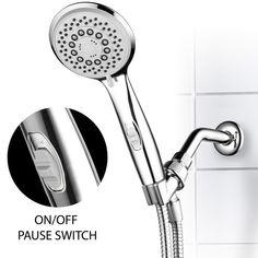 Luxury Handheld Shower Head