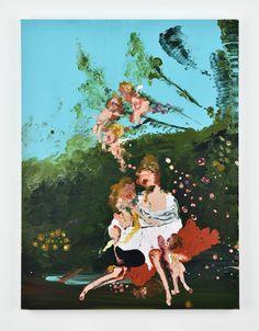 Various Artists, New Artists, Appropriation Art, Female Painters, Internet Art, Master Of Fine Arts, New Media Art, Feminist Art, Figure Painting