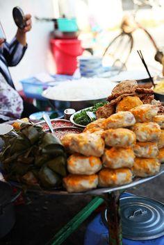 Vietnam Street Food | Street food!