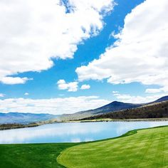 What a beautiful #Vermont #spring day here in #Stowe! We're excited for the Stowe Mountain Club course to open for the season on May 23. Are you?! #stowemtnlodge #stowemt #whystowe #golf