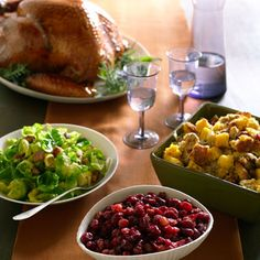 Celebrity chefs gave us their sacred Thanksgiving recipes — the dishes their families demand every year!