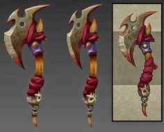 Show your hand painted stuff, pls! - Page 19 - Polycount Forum