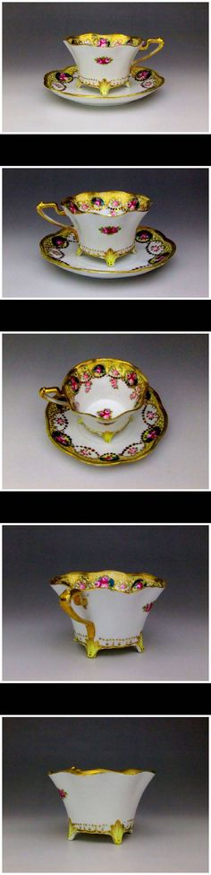 Old Noritake late 1800s Such a unique style...love