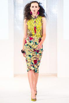 african+fashion+2012 | FAB Fashion: Africa Fashion Week London 2012 Day 2 – Kiki Clothing