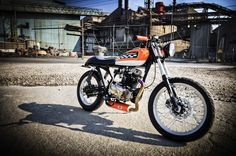 The Custom Ace by Cleveland CycleWerks 125 Motorcycle, Motorcycle Types, Motorcycle Design, Cleveland Cyclewerks, Cleveland Rocks, Skyteam Ace, New Builds, Bike, Café Racers