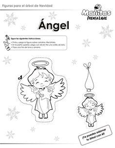 Ángel de Navidad