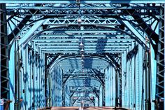 Chattanooga's Walnut Street Bridge