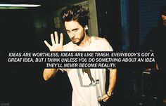 Jared Leto. He Speaks the Truth