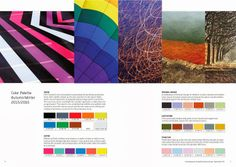 A/W 15-16 Colours and trends