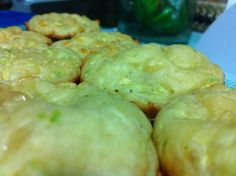Zucchini with cheese muffins, by Regina Paz, my alter ego in the kitchen