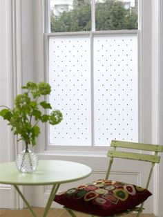 Tiny Diamonds design window film