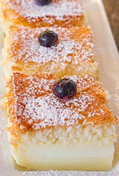 Magic Cake Recipe | Jo Cooks