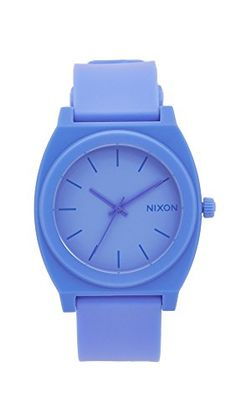 Women  Watches - Nixon Womens Time Teller Watch Matte Perriwinkle One Size ** Continue to the product at the image link. (This is an Amazon affiliate link)