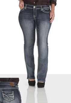 Denim Flex ™ Medium Wash Jeans - maurices.com