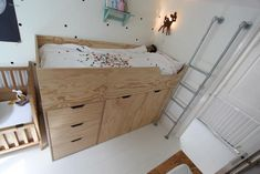 Kidsroom, Baby Room, Toddler Bed, New Homes, Storage, Table, Furniture, Rooms, Interiors
