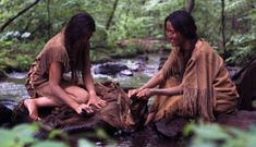 America Before Columbus (National Geographic documentary) History books traditionally depict the pre-Columbus Americas as a pristine wilderness where small native villages lived in harmony with nature. Native American Movies, Native American Warrior, Early American, Native American Indians, American History, Native Americans, History Books, World History, Tribal Community