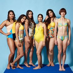 Is it just us or does it seem like the whole world is holidaying? If you're packing for a holiday that involves a pool/beach then like us you might be facing this unique terror - getting into clothing that displays us at our naked best. We invited a bunch of women to divulge their unique relationship with their swimsuit. Now on grazia.co.in  via GRAZIA INDIA MAGAZINE OFFICIAL INSTAGRAM - Fashion Campaigns  Haute Couture  Advertising  Editorial Photography  Magazine Cover Designs  Supermodels…
