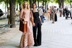 miroslava duma @ couture shows a/w 12/13
