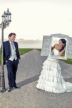 18 Hilarious Wedding Photos ❤ See more: http://www.weddingforward.com/hilarious-wedding-photos/ #weddings #photography