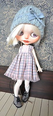 Blythe OOAK doll Laura Carlaxy  custom by CARLAXY