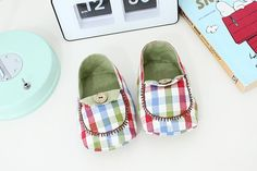 no 082 Micky Baby Moccasins Sewing PDF Pattern von sewingwithme1