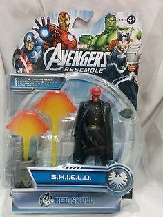 Marvel universe #avengers #assemble red #skull action figure 3.75 inch scale toy,  View more on the LINK: 	http://www.zeppy.io/product/gb/2/152022313571/