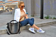 low priced d3041 c04fa I`m walking down the street with my Nikes on. Nike Roshe · 50+ Nike Air Max  Outfit Ideas