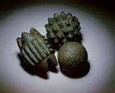Neolithic Stone Balls.
