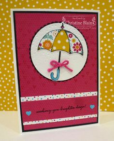 HAPPY HEART CARDS: JAI #321: STAMPIN' UP! WEATHER TOGETHER