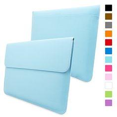 """Macbook Pro 15"""" Tasche (Hellblau), SnuggTM - Hülle mit lebenslanger Garantie für MacBook Pro 15"""" Snugg http://www.amazon.de/dp/B00FJ2A7RK/ref=cm_sw_r_pi_dp_0tvTwb18DRKZ1"""