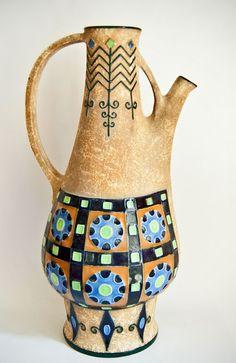Retro Pottery Net: Amphora Czecholovakia
